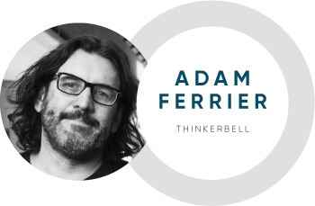 Adam Ferrier - Thinkerbell