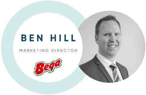 Ben Hill Marketing Director - Bega