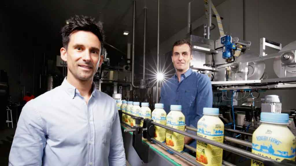 Made Group Secure Dairy Export Deals to Asia