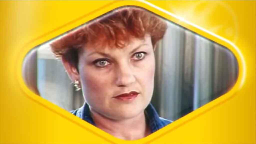 Vegemite - Pauline Hanson